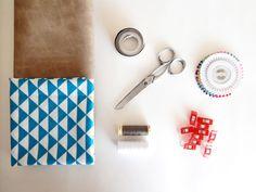 Tuto pour réaliser un panier de rangement | Sewing, Crochet, Necklaces, Ornaments, Tuto Couture Facile, Sewing Patterns Free, Sewing Tips, Dressmaking, Couture