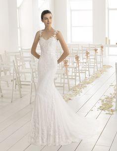 Robe Mallorca #collection 2018 #airebarcelona ! #robesdemariee #robes #wedding #weddingdress #dress #bridal #mariée #mariage