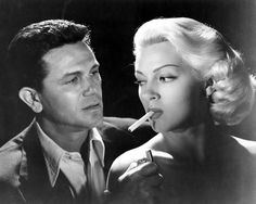 John Garfield & Lana Turner
