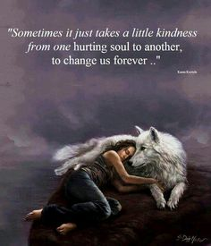 The Gift of Kindness.........