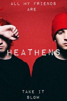 HEATHENS new Twenty One Pilots leaked song!!!❤❤❤