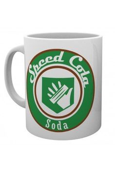Call Of Duty Speed Cola Mug