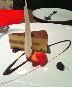 Tiramisu con cioccolato