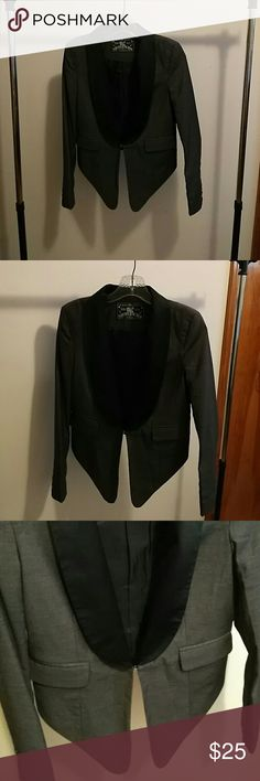 Gray blazers Nice style, great with jeans or pants. Jackets & Coats Blazers