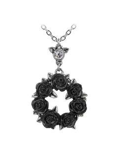 Ring 'O Roses Pendant