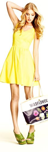 Jessica Simpson Spring/Summer Dress