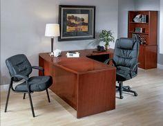 Elegante Büro Möbel