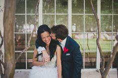 Fun Austin Wedding: Kim + Robbie  Part 1