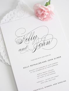 When youve been swooning over weddings day in and day out for as long as I have, you know a good thing when you see it. Case in point: Shine Wedding Invitations. The stunning line of wedding invitations and day of accessories takes the cake when it comes to pretty, pretty paper. Feast your eyes below!…