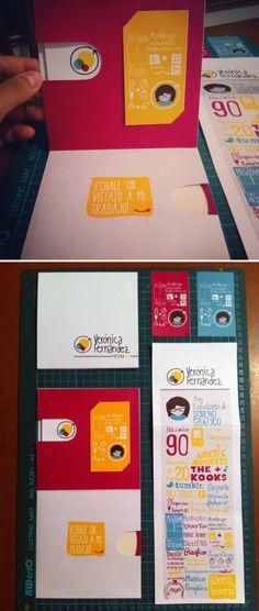 Self promo~ #infografia #curriculum #empleo  https://erafbadia.blogspot.com/  @erafbadia