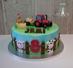 Farmi kakku