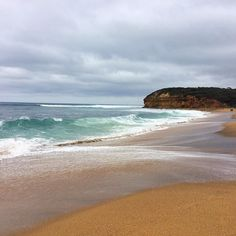 Enjoying the beautifully chaotic shoreline at Bells beach this afternoon  what a gorgeous corner of the earth we live in  by beautiful_bedlam http://ift.tt/1KnoFsa
