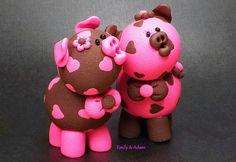Polymer pigs