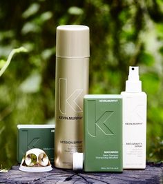 These Kevin.Murphy hair goodies have us in that natural state of mind