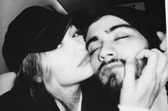 Happy Birthday Zayn! I love you as much as Gigi Hadid loves uu