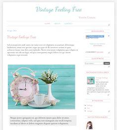 Consigue una Plantilla Profesional Gratis para Blogger. Diseño Gráfico Personalizado para Blogueras y Emprendedoras Valientes