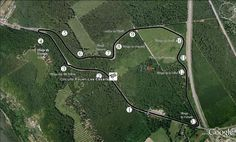 Jackie Ickx won his first Grand Prix in 1968 at this now disappeared French track. Apparently the challenging track was well liked by the drivers. It had elevation change and ran through the forests. But it also was hard to run a course on otherwise public roads.