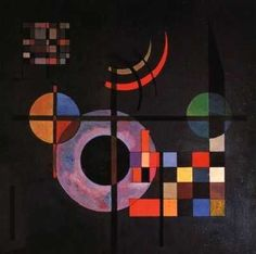 Gravitation Artist: Wassily Kandinsky Completion Date: 1935 Place of Creation: Paris, France Style: Abstract Art Genre: abstract painting Wassily Kandinsky, Kandinsky Prints, Abstract Words, Abstract Art, Klimt, Art Abstrait, Art Plastique, Impressionism, Find Art