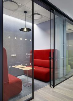 Nielsen, a global performance management company providing a comprehensive under… – Modern Corporate Office Design Cool Office Space, Office Space Design, Modern Office Design, Workplace Design, Office Workspace, Office Interior Design, Office Designs, Modern Office Spaces, Industrial Office Space