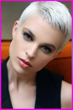 Stylish Very Short Pixie Haircuts for Womens with Long Face in Summer photos and trends hair 2020 The Best Very Short Hairstyles and Cuts ideas for Womens with Round Face in 2020 Grey Pixie Hair, Short Grey Hair, Very Short Hair, Short Hair Cuts, Short Hair Styles, Gray Hair, Choppy Bob Hairstyles, Short Pixie Haircuts, Short Hairstyles For Women
