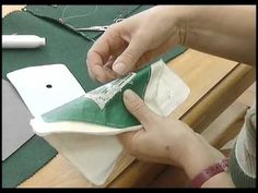 wonderful upclose video showing the  process (not a tutorial) of handmade french lace. it is entirely in french (no subtitles) but still informative. very time consuming so no wonder it is expensive.