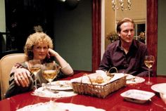 Glenn Close and William Hurt in The Big Chill (1983), dir. Lawrence Kasdan
