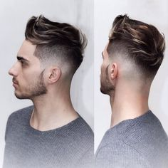 Haircut by @ryancullenhair on Instagram http://ift.tt/1Tyccot Find more cool hairstyles for men at http://ift.tt/1eGwslj and http://ift.tt/1LLP91m