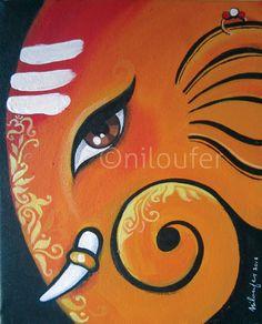 Ganesha - 2  Niloufer Wadia
