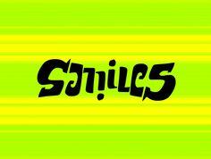 Ambigrams: Ambigram Smiles
