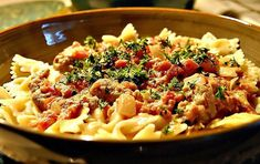 bow-ties-with-sausage-tomatoes-and-cream