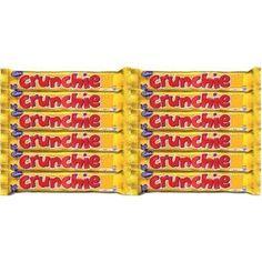 $20.55 - Cadbury Crunchie Chocolate Bars, 12-Count x 2