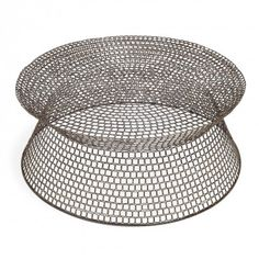 Steel Wire Coffee Table 30 or 40 x 16.5 $1390 delivered