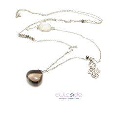 Szczęśliwa ręka - DULCEDO biżuteria - biżuteria jest jak ubranie, bez niej czuję się naga