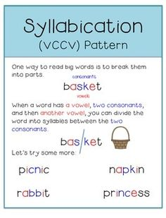 math worksheet : 1000 images about syllables on pinterest  syllable worksheets  : Syllable Division Worksheets