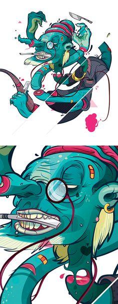 Illustrations by Andrés Ariza