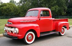 FORD 1951/1952