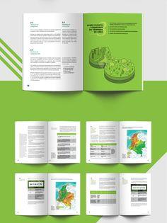 Manual de compensaciones | GIZ - Ministerio de Ambiente on Behance