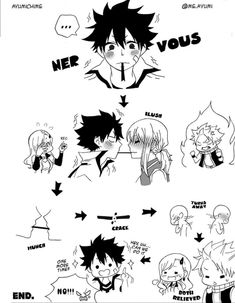 Read 189 from the story FanArt's by Comunidad_Nalu_Fans (Rincón del Nalu) with 975 reads. Fairy Tail Gray, Fairy Tail Love, Fairy Tail Manga, Fairy Tail Gruvia, Fairy Tail Comics, Fairy Tail Funny, Fairy Tail Natsu And Lucy, Fairy Tail Family, Fairy Tail Couples