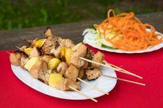 Fit karfiolová praženica s pórom Low Calorie Recipes, Tofu, Potato Salad, Food And Drink, Potatoes, Keto, Meals, Chicken, Baking