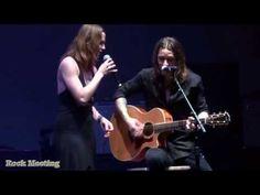 ALTER BRIDGE duet with Lzzy Hale (Halestorm)  Watch Over You - Multicam Paris 2013/10/24