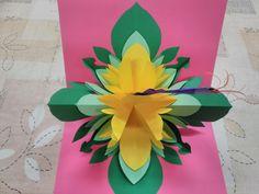 Cartão flor 5