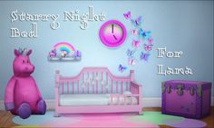 Starry Night Bed by teanmoonEveryone in this community knows about @sssvitlans. She catalogs a massive amount of cc, tagging everything with care. The community relies on her blog to find and organize...
