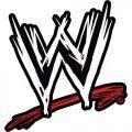 WWE Logo Iron on transfers