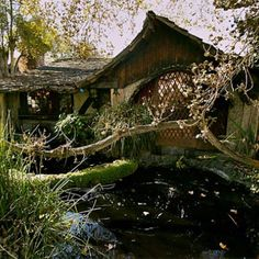 Kirk McKoy / Los Angeles Times  House in LA, called Hobbit House