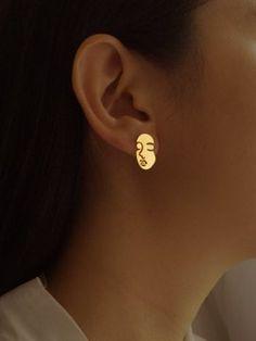 Ear Jewelry, Dainty Jewelry, Cute Jewelry, Gold Jewelry, Jewelery, Women Jewelry, Gold Bracelets, Jewelry Box, Jewelry Holder
