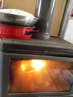 How I clean my Wood Burning Stove