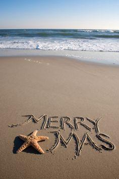 Christmas on the beach!