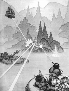 Volturnus, Planet of Mystery (Star Frontiers Adventure Module, SF1) Acres, Mark
