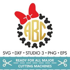 70% OFF SALE Disney Svg / Mickey Mouse svg / Minnie Mouse Svg / Disney / Monogram Svg / Frame Cut Files - Svg DXF Silhouette Studio Cricut by DreamMonogram on Etsy https://www.etsy.com/listing/508837302/70-off-sale-disney-svg-mickey-mouse-svg