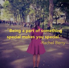 Lovee this quote ❤️ Rachel Berry , Glee Best Tv Shows, Best Shows Ever, Favorite Tv Shows, Movies And Tv Shows, Favorite Quotes, Lea Michele, Rachel Berry, Glee Quotes, Tv Quotes